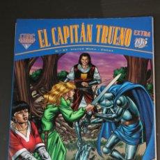 Cómics: CAPITAN TRUENO EXTRA 27 EDICIONES B COLECCION FANS. Lote 41926308