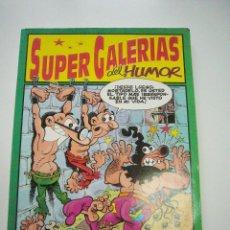 Cómics: SUPER GALERIAS DEL HUMOR Nº 7 -MORTADELO Nº 98 GUAI 168 TBO Nº 38 39 ARX63. Lote 41967315