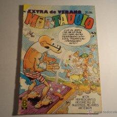 Cómics: MORTADELO EXTRA DE VERANO. EDICIONES B. Lote 42117685