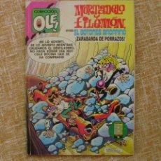 Cómics: MORTADELO Y FILEMÓN COMIC, NÚMERO 170, COLECCIÓN OLÉ, EDICIONES B, GRUPO Z, PRIMERA EDICIÓN, 1988. Lote 42515727