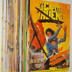 Cómics: EL CAPITAN TRUENO EDICION HISTORICA 38 EJEMPLARES CORRELATIVOS EDICIONES B AÑO 1987. Lote 42565616