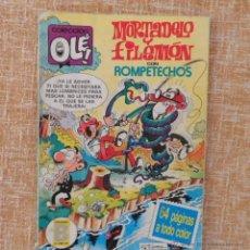 Cómics: MORTADELO Y FILEMÓN COMIC, NÚMERO 285, COLECCIÓN OLÉ, EDICIONES B, GRUPO ZETA, AÑO 1987, DICIEMBRE. Lote 42596408
