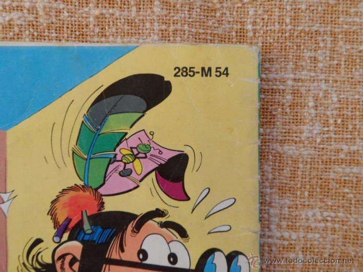 Cómics: Mortadelo y Filemón Comic, número 285, Colección Olé, Ediciones B, Grupo Zeta, año 1987, Diciembre - Foto 7 - 42596408