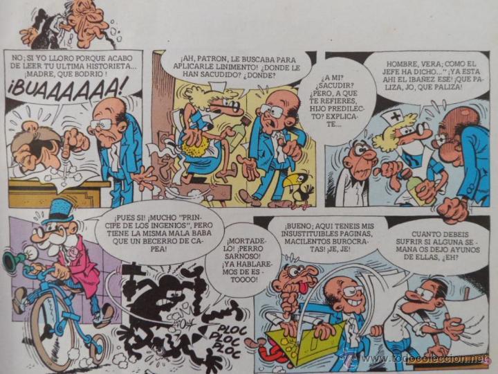 Cómics: Mortadelo y Filemón Comic, número 285, Colección Olé, Ediciones B, Grupo Zeta, año 1987, Diciembre - Foto 10 - 42596408