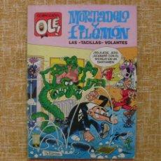 Cómics: MORTADELO Y FILEMÓN COMIC, NÚMERO 348, COLECCIÓN OLÉ, EDICIONES B, GRUPO Z, PRIMERA EDICIÓN, 1989. Lote 42596855