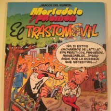 Fumetti: MAGOS DE HUMOR 69 MORTADELO Y FILEMON EL TRASTOMOVIL. Lote 42677336