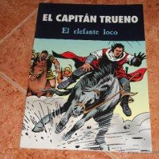 Cómics: EL CAPITAN TRUENO.EL ELEFANTE LOCO.EDICIONES B.2003. Lote 42927295