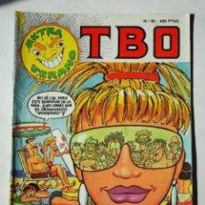 Cómics: TBO Nº 90 EXTRA VERANO - EDICIONES B. Lote 42929302