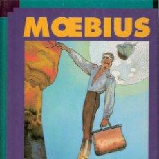 Cómics: MOEBIUS - LAS VACACIONES DEL MAYOR - EDICIONES B - TAPA DURA - 1ª EDICION. Lote 42938596