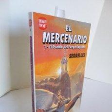 Cómics: EL MERCENARIO / 1 (SEGRELLES) DRAGON POCKET EL PUEBLO DEL FUEGO SAGRADO EDICIONES B 1990 OFRT. Lote 103896188