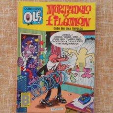 Cómics: MORTADELO Y FILEMÓN COMIC, NÚMERO 87, COLECCIÓN OLÉ, EDICIONES B, GRUPO Z, 7ª EDICIÓN, 1987, MARZO. Lote 43042295