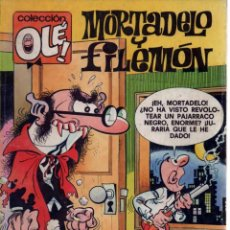 Comics: COLECCIÓN OLE. MORTADELO Y FILEMON . 79 M.177 1ª EDICION. Lote 43107252