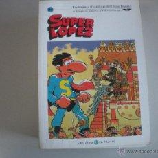 Cómics: SUPER LOPEZ Nº 24 - EDITORIAL EL MUNDO -. Lote 43107937