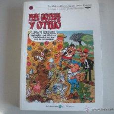 Cómics: PEPE- GOTERA Y OTILIO Nº 11 - EDITORIAL EL MUNDO -. Lote 43108022
