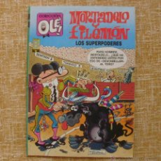 Cómics: MORTADELO Y FILEMÓN COMIC, NÚMERO 345, COLECCIÓN OLÉ, EDICIONES B, GRUPO Z, PRIMERA EDICIÓN, 1989. Lote 43189978