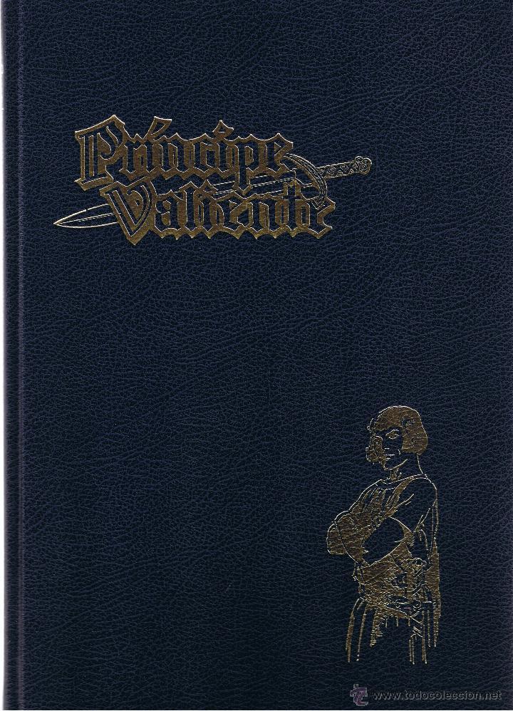 PRINCIPE VALIENTE - TOMO I - 1937-1940 - EDICIONES B 1988 - 1ª EDICION (Tebeos y Comics - Ediciones B - Otros)