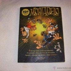 Cómics: TOP COMIC Nº 1 MORTADELO , EDICIONES B. Lote 43610012