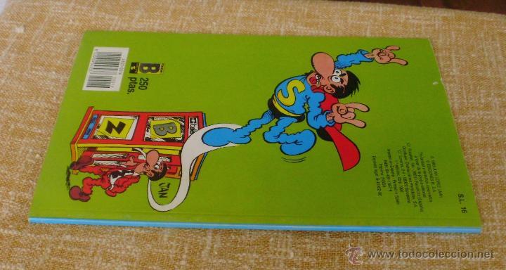 Cómics: Super López Comic, número 16, Colección Olé, Ediciones B, Grupo Zeta, Primera edición, 1990, Abril - Foto 3 - 43683948