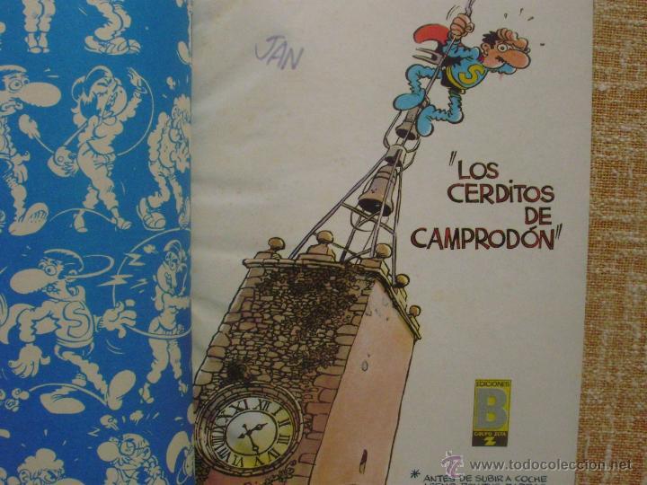 Cómics: Super López Comic, número 16, Colección Olé, Ediciones B, Grupo Zeta, Primera edición, 1990, Abril - Foto 7 - 43683948