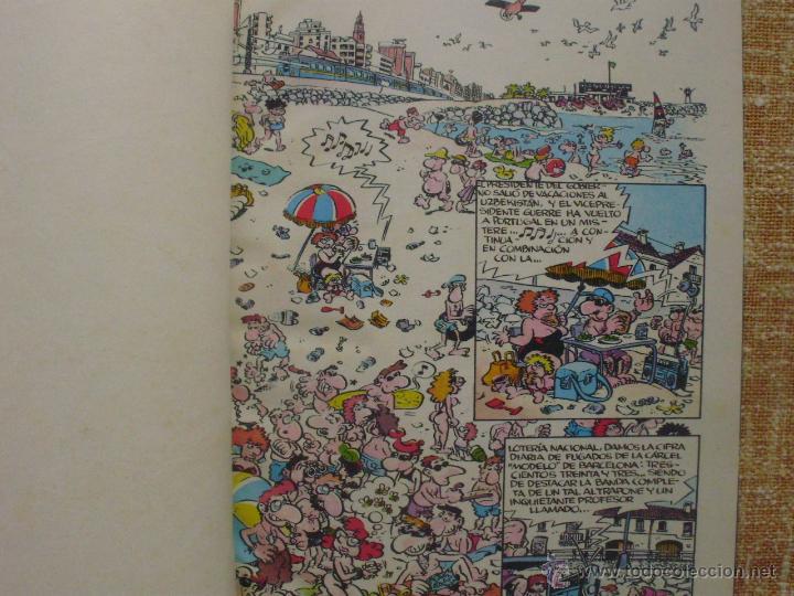 Cómics: Super López Comic, número 16, Colección Olé, Ediciones B, Grupo Zeta, Primera edición, 1990, Abril - Foto 8 - 43683948