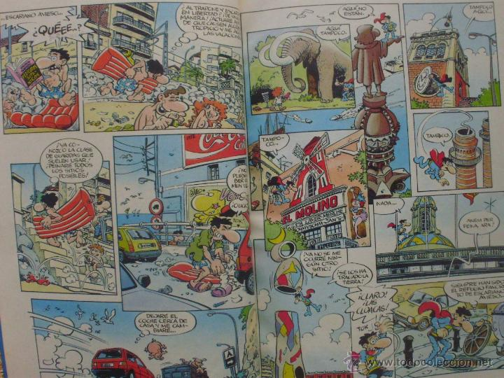 Cómics: Super López Comic, número 16, Colección Olé, Ediciones B, Grupo Zeta, Primera edición, 1990, Abril - Foto 9 - 43683948