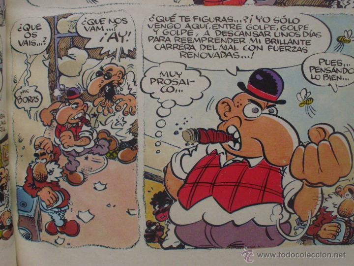 Cómics: Super López Comic, número 16, Colección Olé, Ediciones B, Grupo Zeta, Primera edición, 1990, Abril - Foto 11 - 43683948