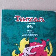 Cómics: COMIC AVENTURAS EDICIONES B: TARZAN EN COLOR VOLUMEN 2 1932 1933 H FOSTER KJ . Lote 43899746