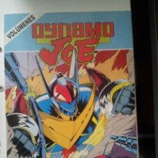 Cómics: DYNAMO JOE LOTE DE 3 RETAPADOS (Nº DEL 5 AL 16) (EDICIONES B). Lote 44144065