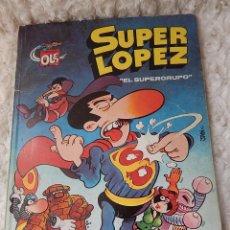 Cómics: OLE - SUPER LOPEZ N. 2 - EL SUPERGRUPO. Lote 44158365
