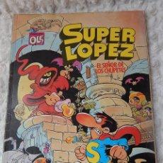 Cómics: OLE - SUPER LOPEZ N. 5 - EL SEÑOR DE LOS CHUPETES. Lote 44158575