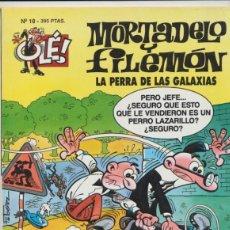 Comics : OLÉ. MORTADELO Y FILEMÓN Nº 18.. Lote 44163008
