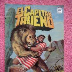 Cómics: EL CAPITAN TRUENO 72 EDICIONES B 1988 EDICIÓN HISTÓRICA CAPTURADOS. Lote 44232243