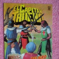 Cómics: EL CAPITAN TRUENO 93 EDICIONES B 1988 EDICIÓN HISTÓRICA PELIGRO OCULTO. Lote 44232314
