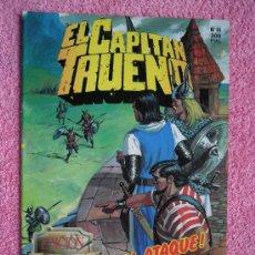 Cómics: EL CAPITAN TRUENO 84 EDICIONES B 1988 EDICIÓN HISTÓRICA EL ATAQUE. Lote 44232429