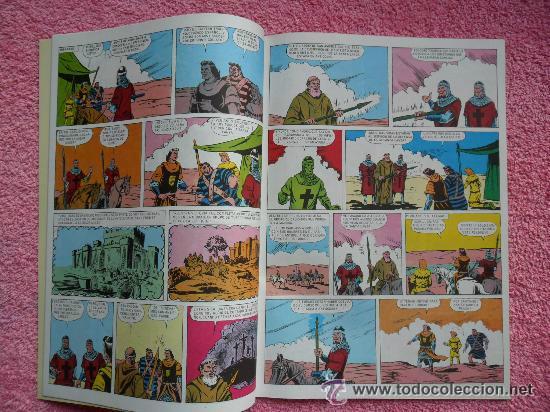 Cómics: el capitan trueno 94 ediciones b 1988 edición histórica siniestra alianza - Foto 2 - 44232549