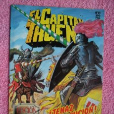 Cómics: EL CAPITAN TRUENO 89 EDICIONES B 1988 EDICIÓN HISTÓRICA TENAZ PERSECUCION. Lote 44232568
