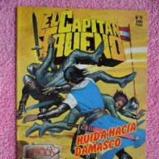 Cómics: EL CAPITAN TRUENO 91 EDICIONES B 1988 EDICIÓN HISTÓRICA HUIDA HACIA DAMASCO. Lote 44232623