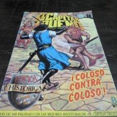 Cómics: EL CAPITAN TRUENO, ED. B, 1988. SELECCION, ALBUM 26: FASCIC. 143.144.145.146. Lote 44340406