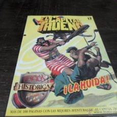Cómics: EL CAPITAN TRUENO, ED. B, 1988. SELECCION, ALBUM 17: FASCIC.67.68.69.70. Lote 44340455