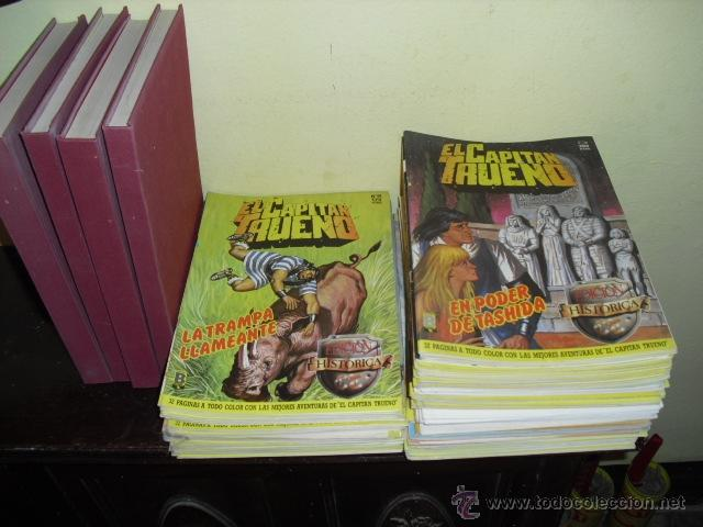 EL CAPITAN TRUENO - EDICION HISTÓRICA . EDICIONES B - COMPLETA (Tebeos y Comics - Ediciones B - Clásicos Españoles)