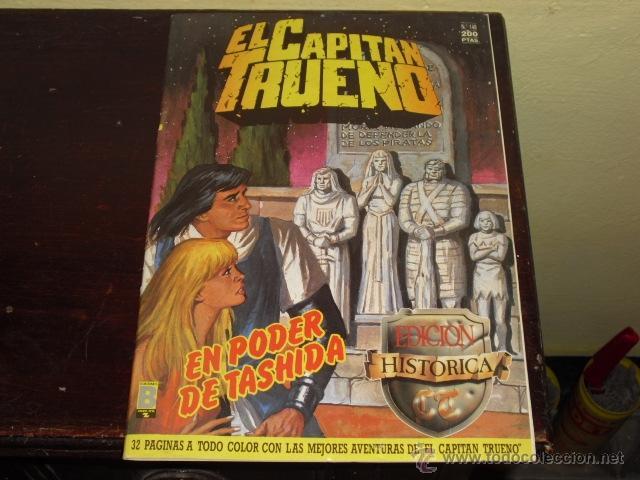 Cómics: EL CAPITAN TRUENO - EDICION HISTÓRICA . EDICIONES B - COMPLETA - Foto 4 - 44420453