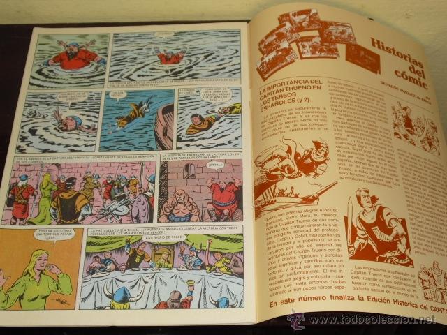 Cómics: EL CAPITAN TRUENO - EDICION HISTÓRICA . EDICIONES B - COMPLETA - Foto 5 - 44420453