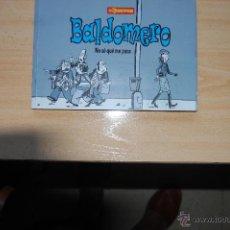 Cómics: BALDOMERO, EL JUEVES, ALBERT PALLARÉS. Lote 44791111
