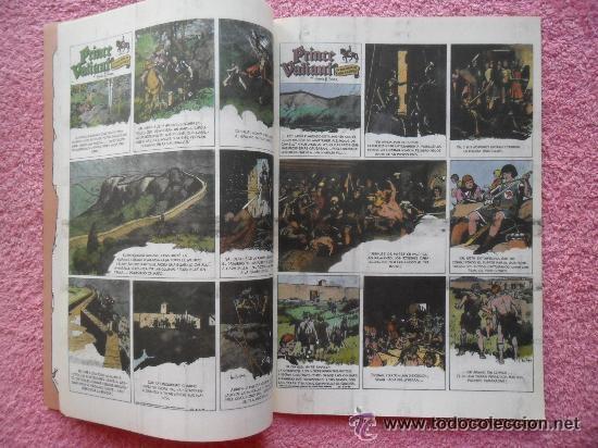Cómics: principe valiente 21 1988 ediciones b edicion historica harold foster tebeos sa - Foto 2 - 45010985