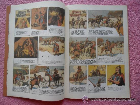 Cómics: principe valiente 28 1988 ediciones b edicion historica harold foster tebeos sa - Foto 2 - 45011039