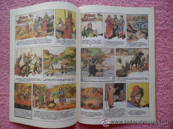 Cómics: principe valiente 29 ediciones b edicion historica 1988 harold foster tebeos sa - Foto 2 - 45011053