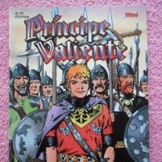 Cómics: PRINCIPE VALIENTE 47 EDICIONES B 1988 EDICION HISTORICA HAROLD FOSTER TEBEOS SA. Lote 45011114