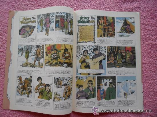 Cómics: principe valiente 48 edicion historica ediciones b 1988 harold foster tebeos sa - Foto 2 - 45011125