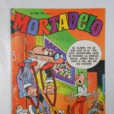 Cómics: MORTADELO. Nº 199. EDICIONES B. 1987. TDKC2. Lote 45062658