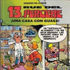 Cómics: 13 RUE DEL PERCEBE - GRANDES DEL HUMOR Nº 8 - ALBUM TAPA DURA. Lote 46508761